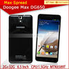 6.5 inch Doogee MAX DG650 3G Phone Quad Core MTK6589 Android 4.2 low price and high quality mobile phones