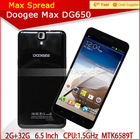 Hot sell 2014 Original Doogee DG650 Android Cell Phone MTK6589 shenzhen mobile original