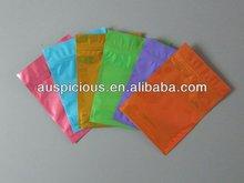 Aluminum foil packet