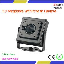1.3MP Super Mini Recordable Hidden Camera Maginon IP Camera