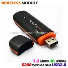 High speed hsdpa usb stick modem,unlock hspa modem,smallest usb 3g modem
