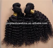 2014 top fashion hot sale virgin indian deep curly hair