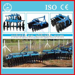 Big power tractor tractor implements disc harrow