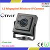 Door Pinhole Camera 720P IP Camera Speaker Microphone