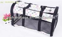 Top grade hot sell large basket carrier pet bag