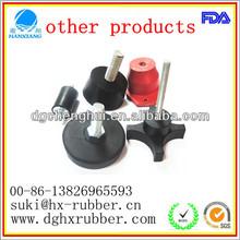 anti-shock D.P.R.Karea rubber component design