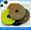 concrete floor polishing machine pad/resin bond diamond wheels