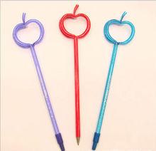 Wholesale creative fruit and vegetable shape ball pen business promotional ball pen ballpoint pen