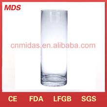 Attractive price decoration vases glass