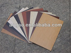 fire proof wood grain hpl compact laminate