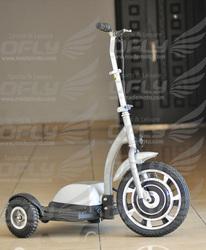 China 350W Zappy cheap three wheel motorcycle