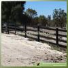 UV protection black ranch/horse/farm fence