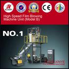 High Speed Film Blowing Machine Unit(Modle A),Film Blow Molding Machine,Plastic Film Blowing Machine