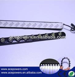 5W High power DRL Eagle Eye LED Daytime Running Light Fog Lamp Kit Car