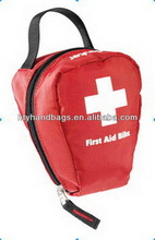 Fashionable stylish red cross first aid