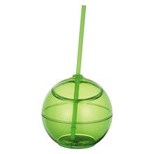 Fiesta 20-oz. Balls with Straw