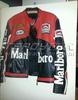Men Motorbike Leather Jacket/Motorcycle Biker Jacket For Men/Racing wear