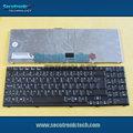 Turque clavier d'ordinateur portable pour MEDION MD96630 P661x ; Akoya p7614 noir