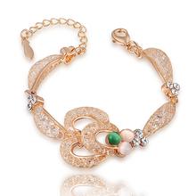 2014 valentine marame hand chain for men gold bracelet designs women