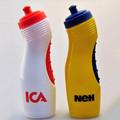 refrigerantes garrafa de água de plástico grosso impresso logotipo colorido