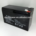 12v 7.2ah vrla batteries