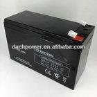 maintenance free exide battery price 12v 7.5ah