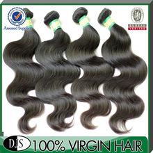 Human Hair Cheap Hair Extensions Supreme Hair Weave