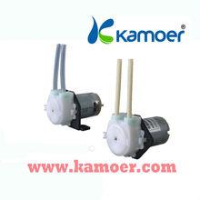 12 V DC Micro Periataltic bombas de líquido eléctrico