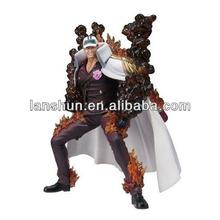 """One Piece POP Marine Admiral Akainu Sakazuki Battle Ver 18cm/7"""" Figure New in Box"""