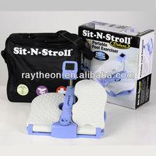 SIT-N-STROLL Foot/Leg Exerciser Fitness