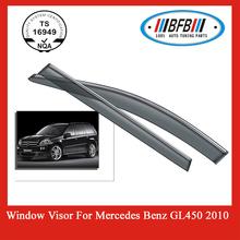 Sun Visor Door Visor for Mercedes benz gl450 Chrome kits Car Chrome Accessories