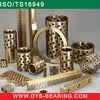 Bronze Solid Enchase graphite Self-lubricating Bearing