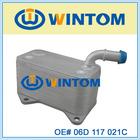 auto car oil cooler cover 06D 117 021C