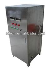 corona discharge ozonizer for water sterilization