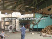 Anthracite coal fired steam boiler for Vietnam market