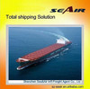 international ocean company/best shipping rates from shenzhen china to usa ddu/ddp/taobao agent