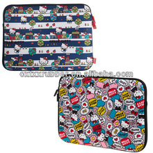 colorful neoprene laptop sleeve,waterproof neoprene laptop sleev