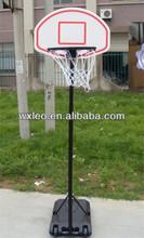 Portable basketball stand