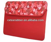 pink neoprene laptop sleeves,neoprene sleeve case for laptop