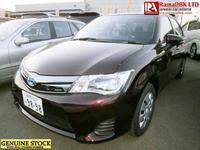 Stock#34656 TOYOTA COROLLA AXIO G HYBRID USED CAR FOR SALE [RHD][JAPAN]