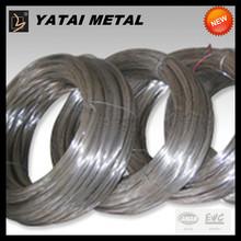 Venta directa de la fábrica 304 alambre de acero inoxidable de calibre 14 de acero inoxidable de alambre