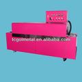 Automática ccp-r1500 el abrigo del encogimiento de la máquina para una toalla caliente/tejido húmedo/servilleta/rollo de papel