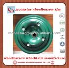 alloy wheel rim 4.00-8