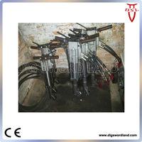 contractors hydraulic piling hammer