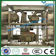ZJ Ultra Vacuum Degassing Unit / Dry Transformer by Vacuum / Oil Filling for Sale