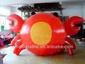 Inflable del cangrejo venta / inflable globo de helio para publicidad YP-42