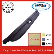 for Benz ML350 retractable rear cargo cover auto accessories