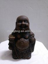statue hindou statue de bouddha en céramique