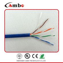 1000 Base-T (Gigabit Ethernet) Cable Cat 5e 24 AWG ATM 155Mbps Network