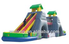 Inflatable Party Slide, Inflatable Dry slide, Wet Slide